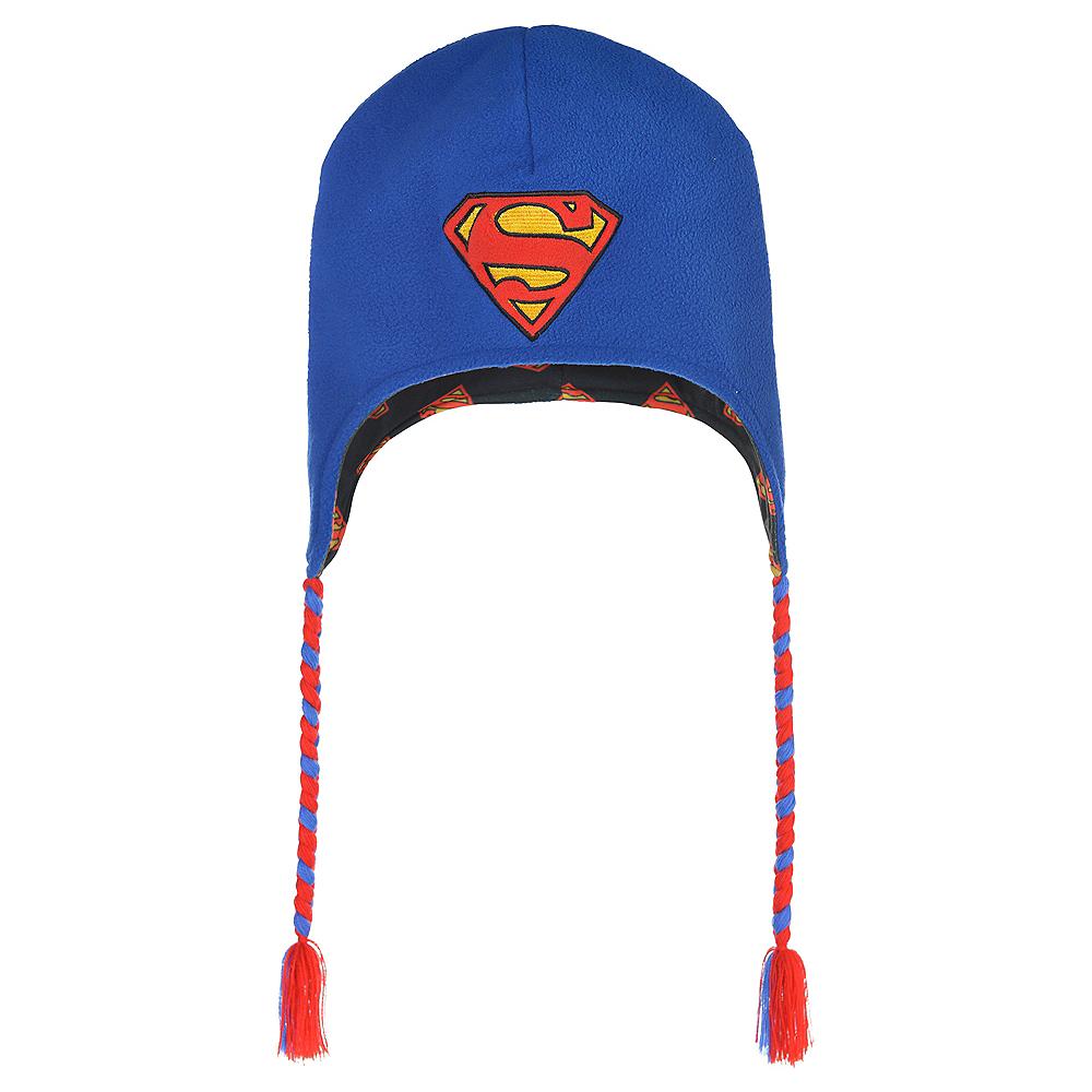 Superman Peruvian Hat Image #1