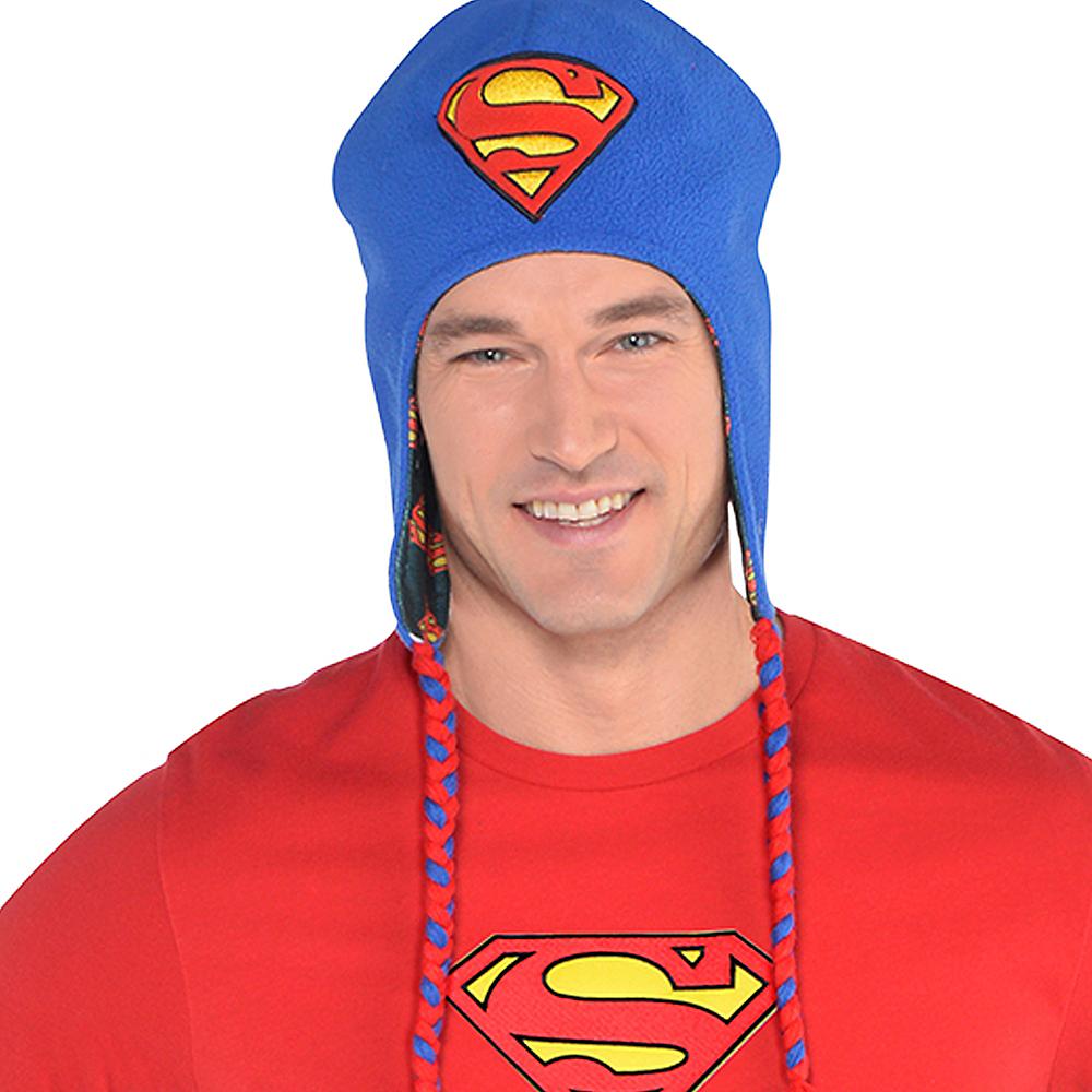 Superman Peruvian Hat Image #2