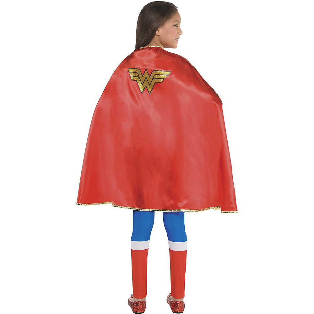 Wonder Woman Cape Image #1