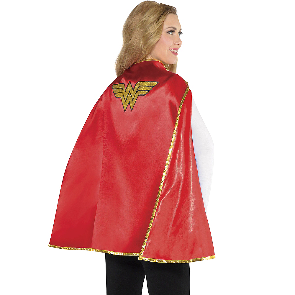 Wonder Woman Cape Image #2