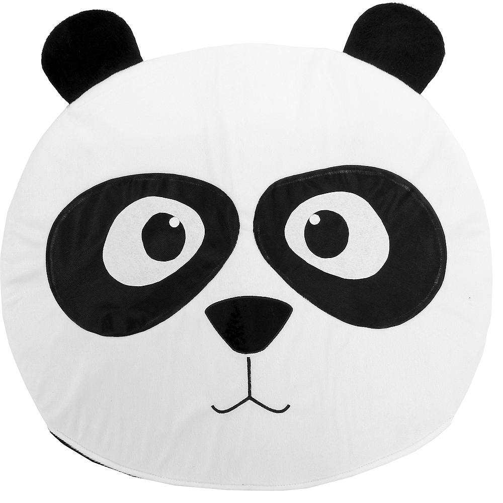 Nav Item for Adult Panda Mask Image #2