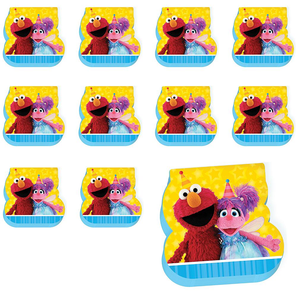 Sesame Street Notepads 24ct Image #1