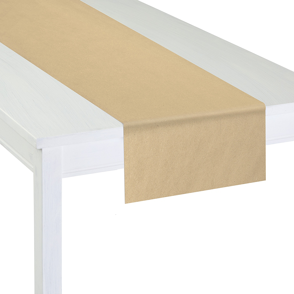Kraft Paper Table Runner Image #1