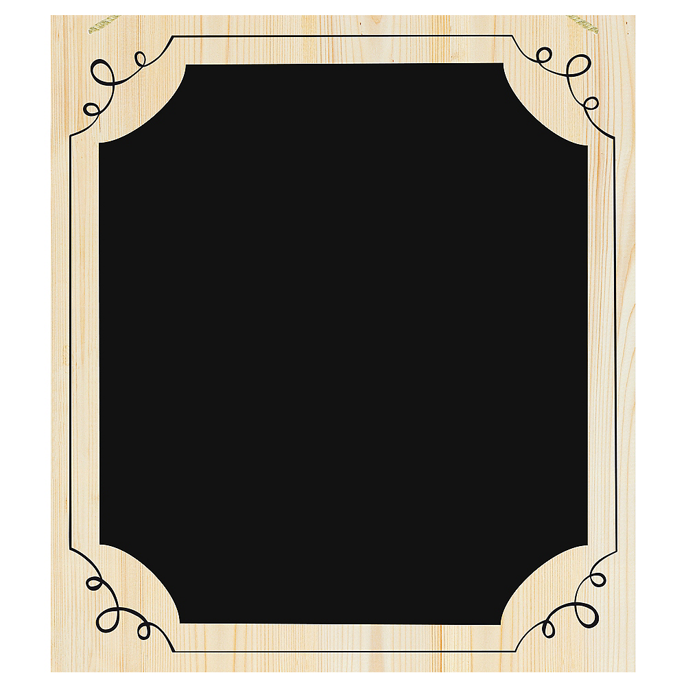 Large Chalkboard Sign Image #1