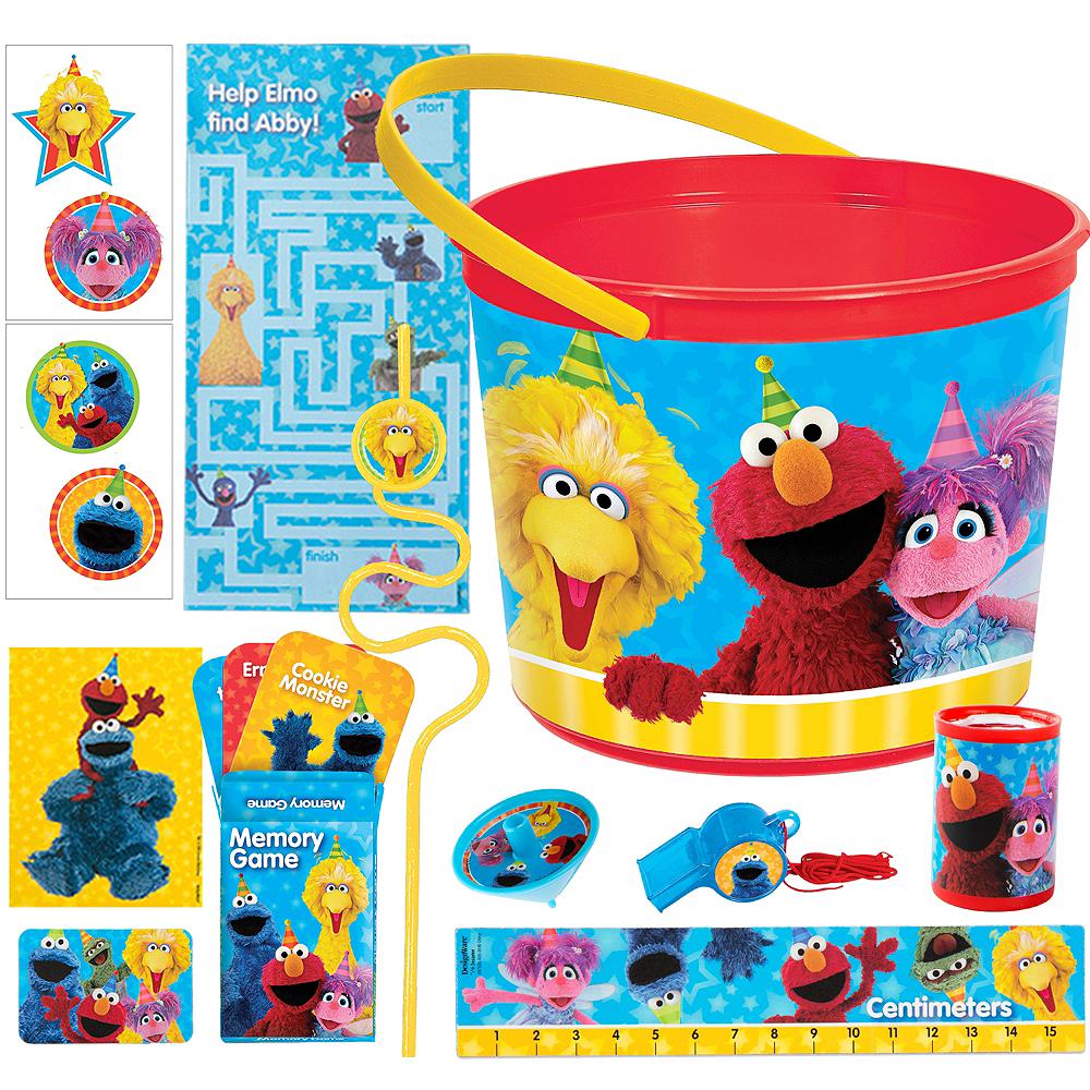 Sesame Street Ultimate Favor Kit for 8 Guests Image #1