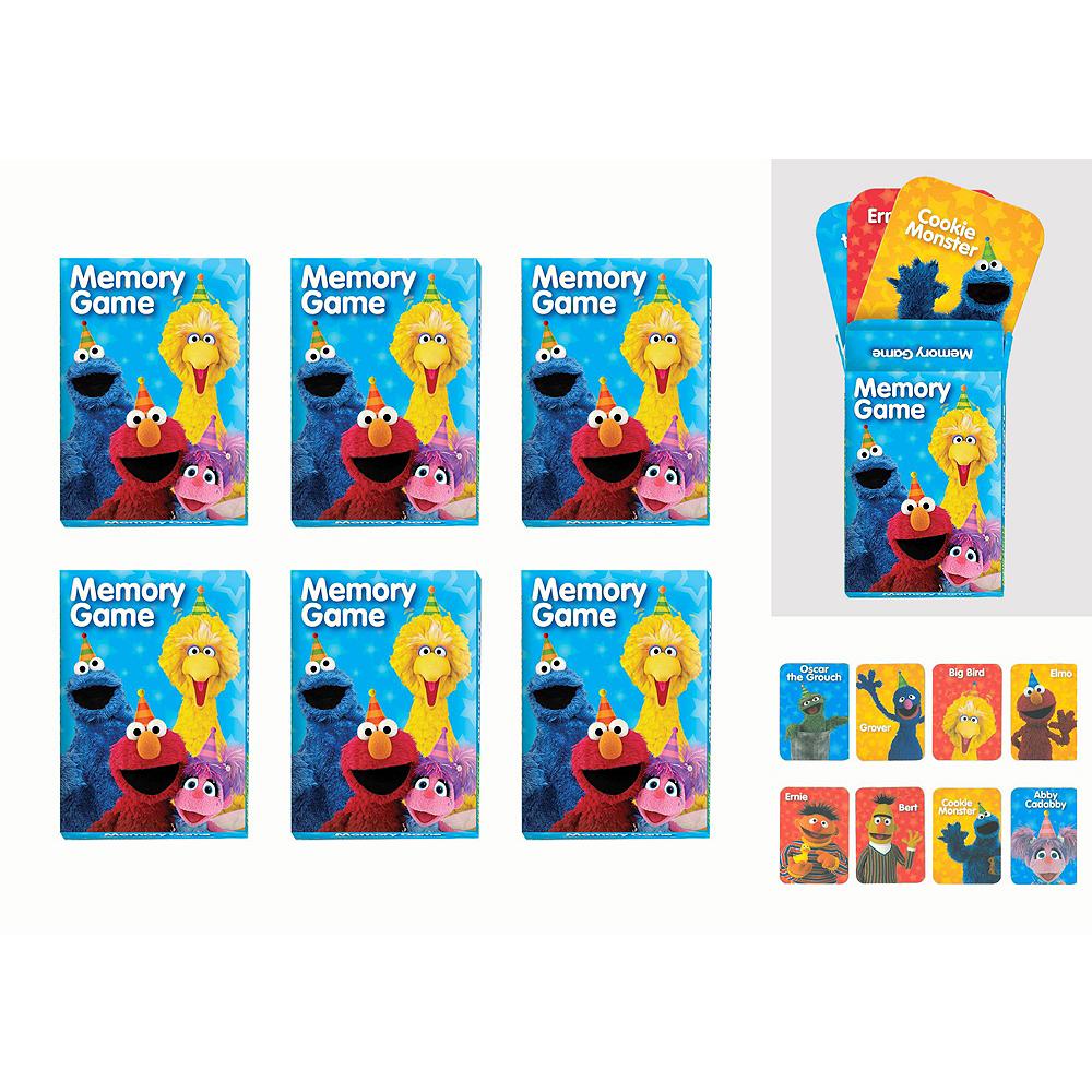 Sesame Street Ultimate Favor Kit for 8 Guests Image #7