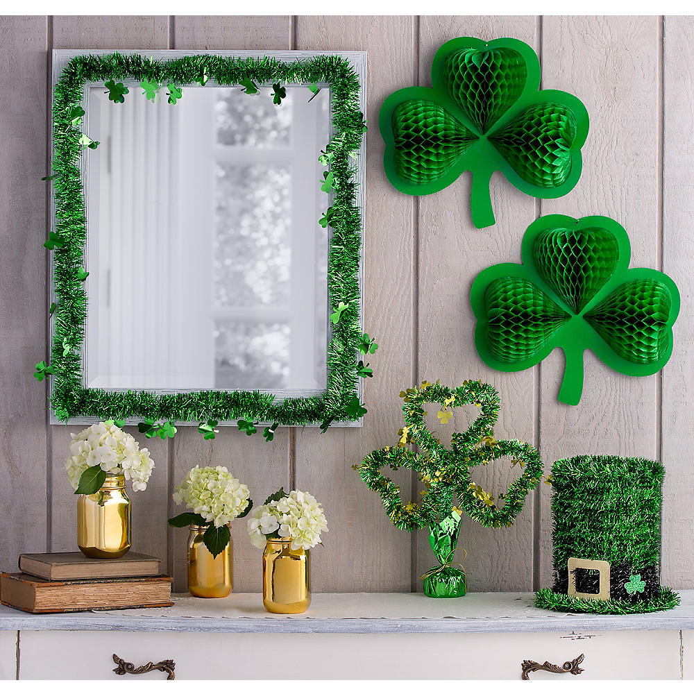 St. Patrick's Day Entryway Decorating Kit Image #1