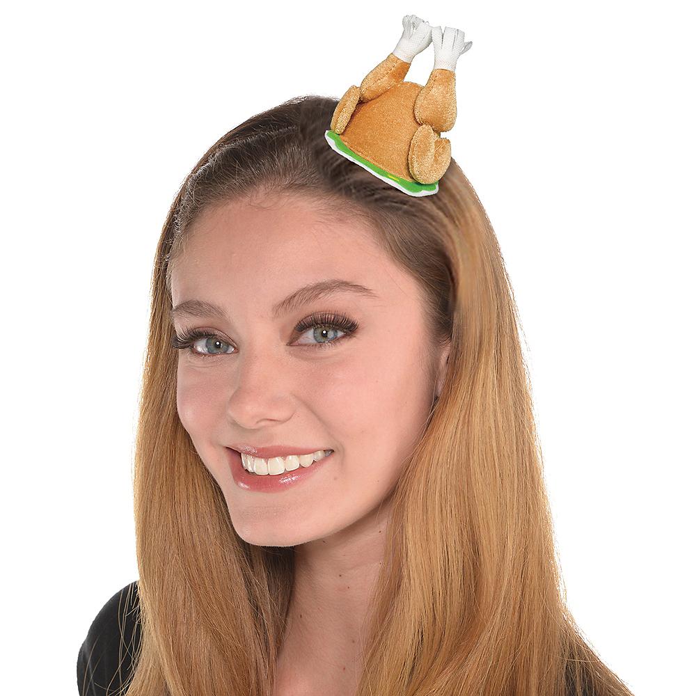 Turkey Hair Clip Image #1