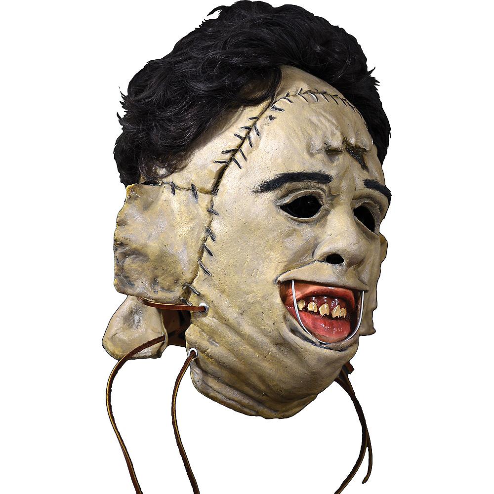Adult Leatherface Mask - The Texas Chain Saw Massacre Image #2