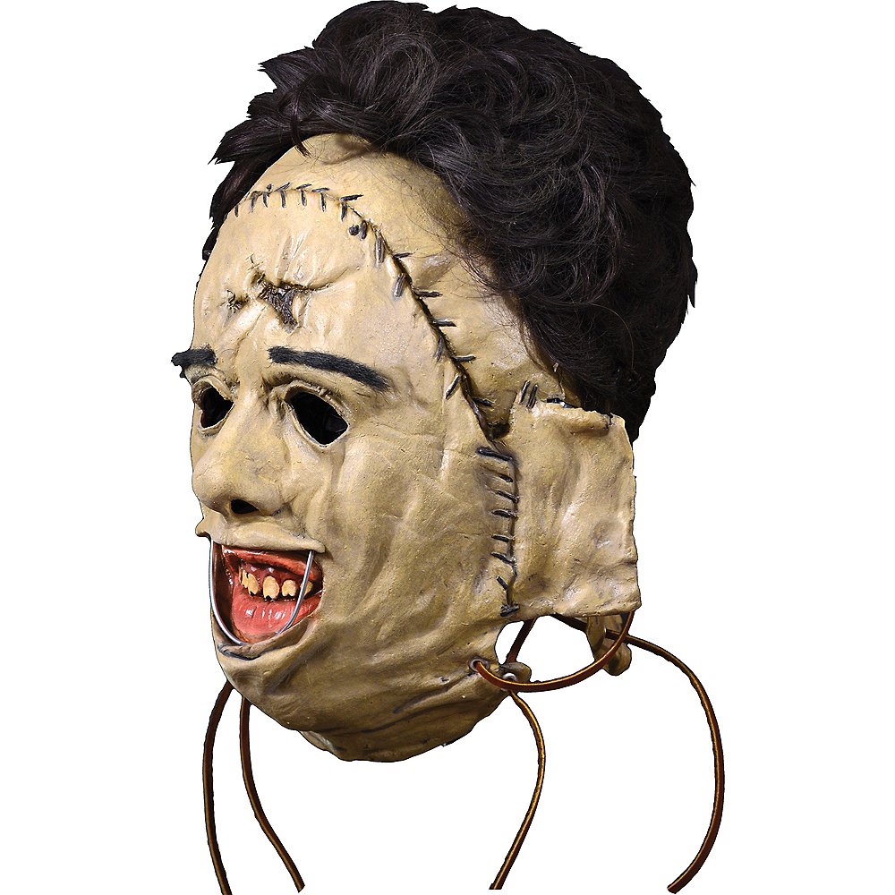 Adult Leatherface Mask - The Texas Chain Saw Massacre Image #3