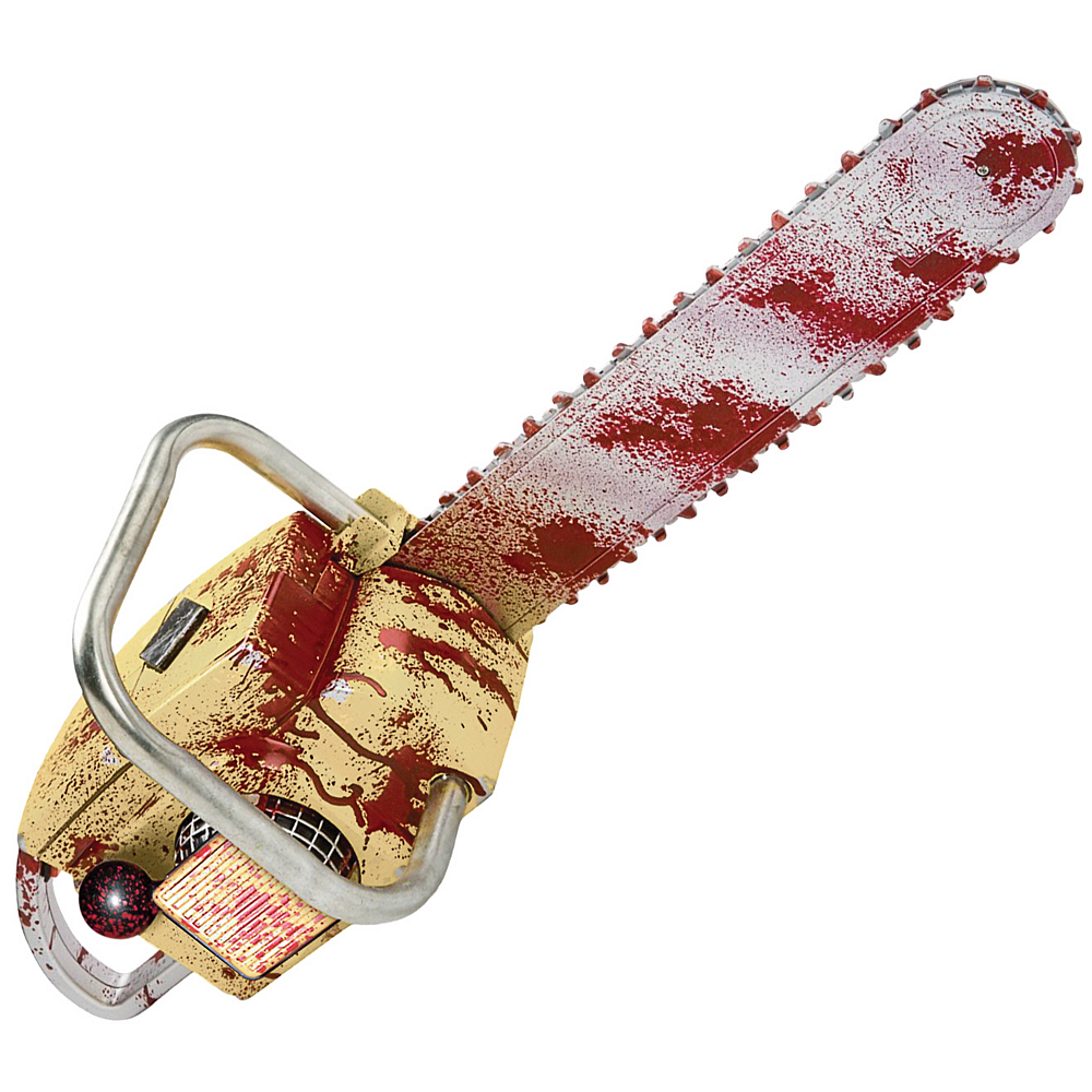 Animated Chainsaw Image #1