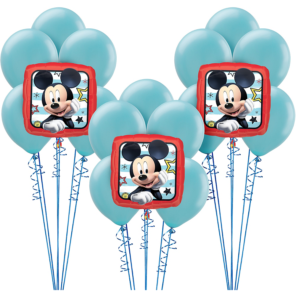 Mickey Mouse Balloon Kit Image #1