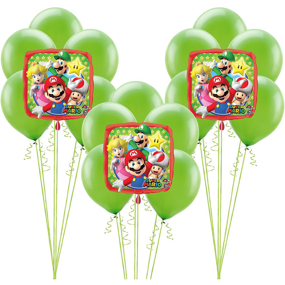 Super Mario Balloon Kit Image #1