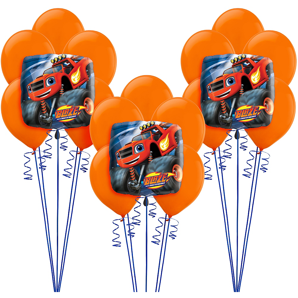 Blaze and the Monster Machines Balloon Kit Image #1