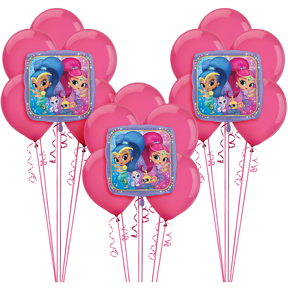 Shimmer and Shine Balloon Kit | Party City
