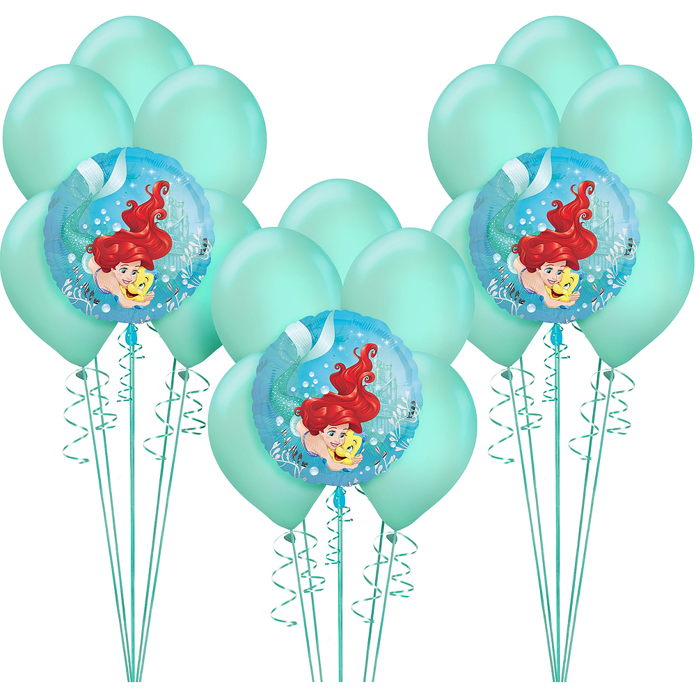 Little Mermaid Balloon Kit Image #1