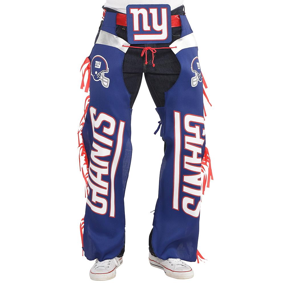 New York Giants Chaps Image #1