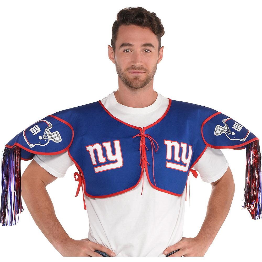 New York Giants Shoulder Pads Image #1