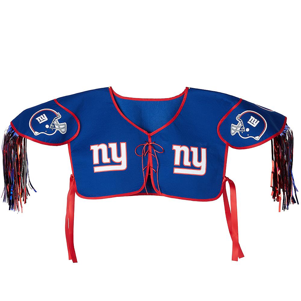 New York Giants Shoulder Pads Image #2