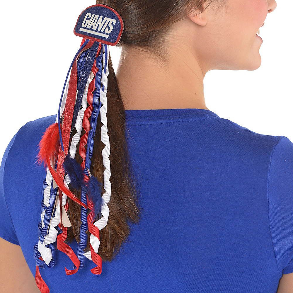New York Giants Hair Clip Image #2