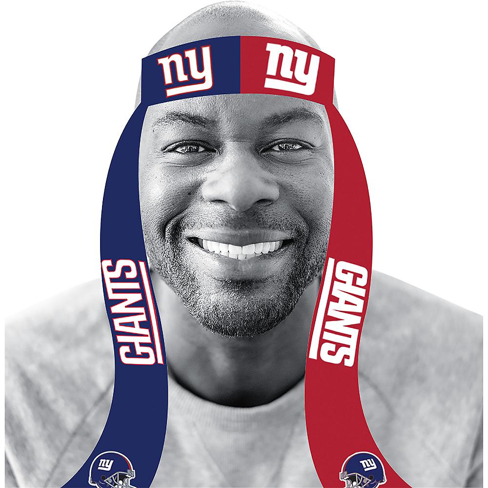New York Giants Head Tie Headband Image #2
