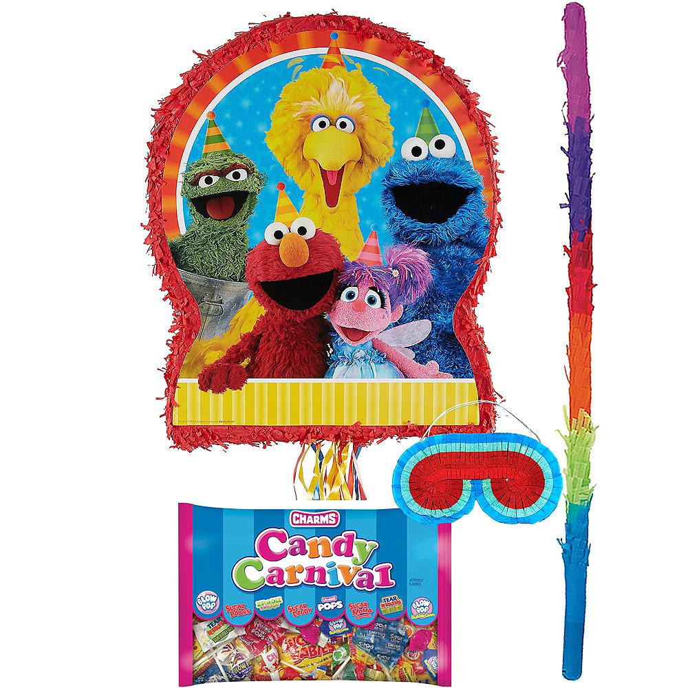 Sesame Street Pinata Kit Image #1
