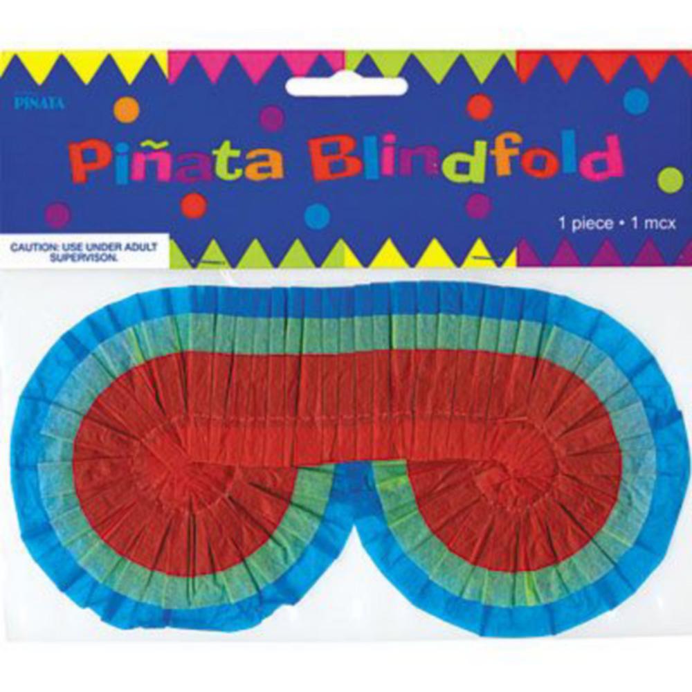 Blue Cupcake 1st Birthday Pinata Kit Image #3