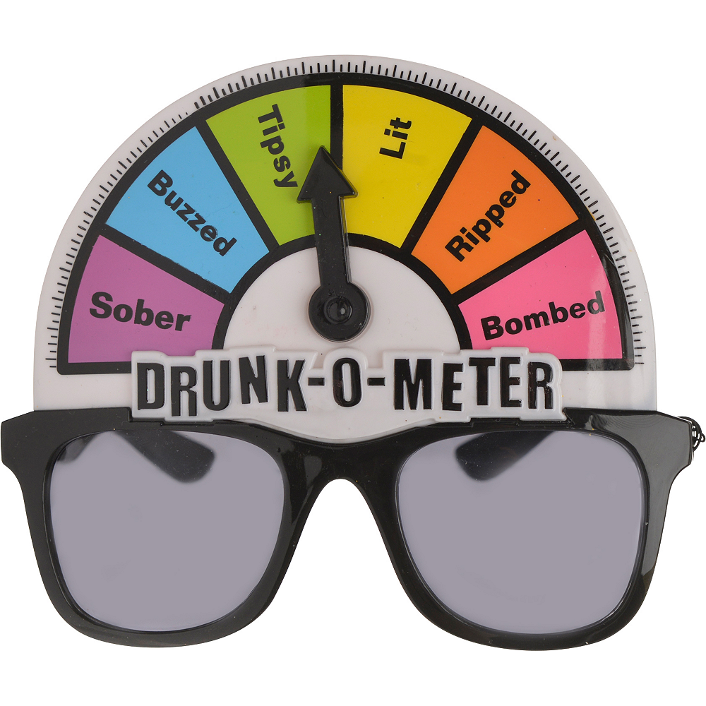 Drunk-O-Meter Sunglasses Image #1