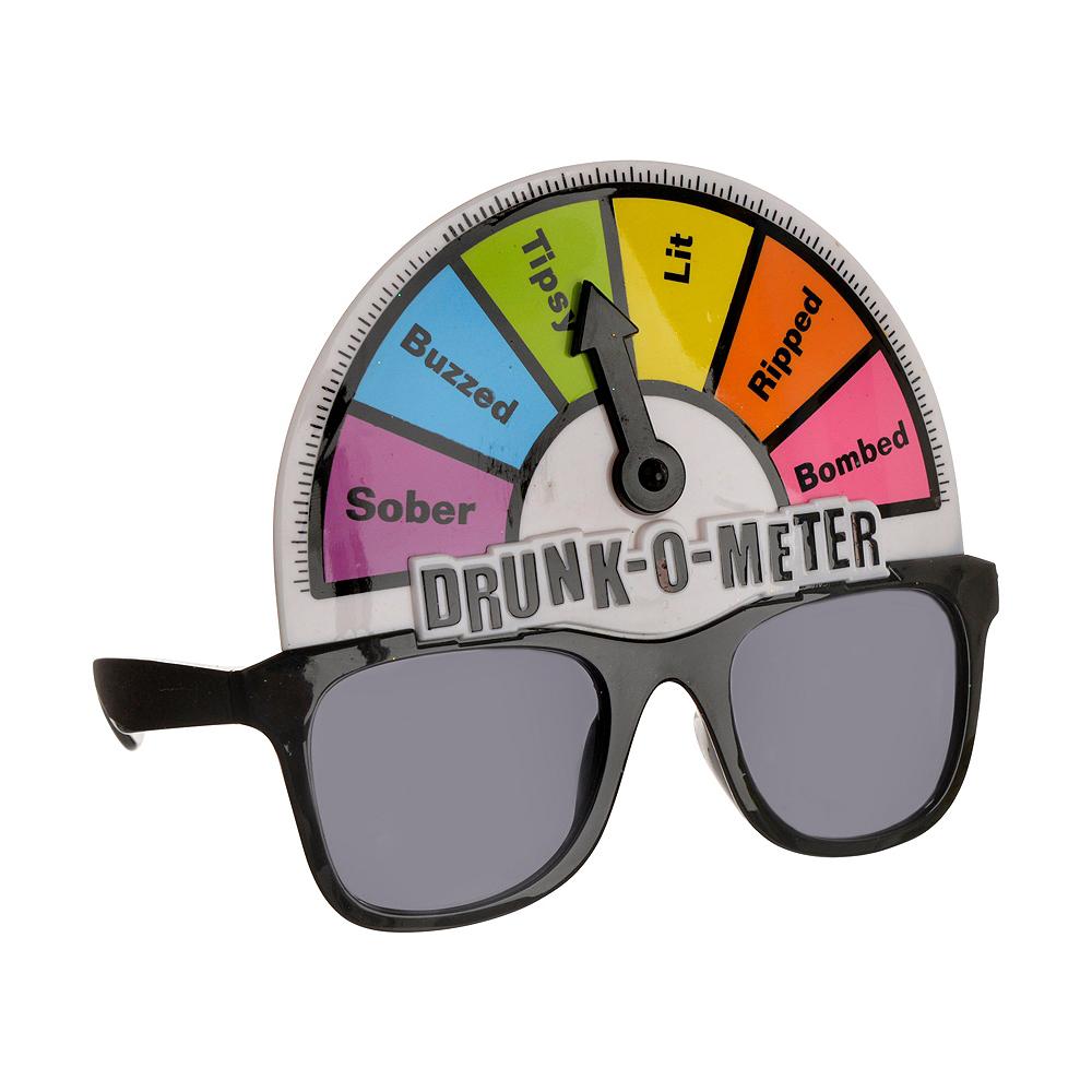 Drunk-O-Meter Sunglasses Image #2