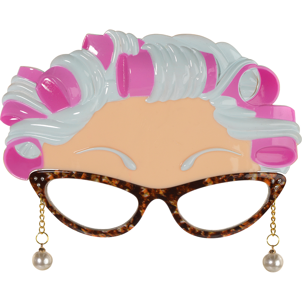 Old Lady Glasses Image #1