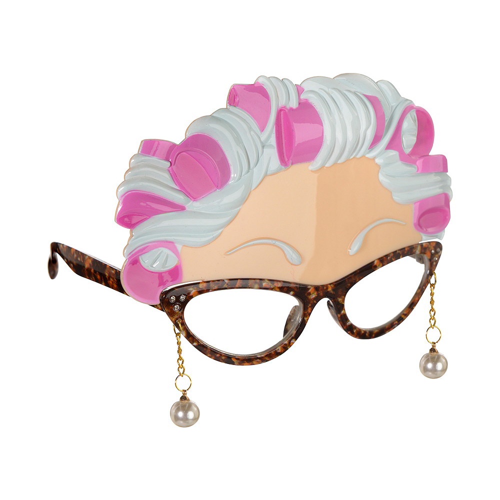 Old Lady Glasses Image #2