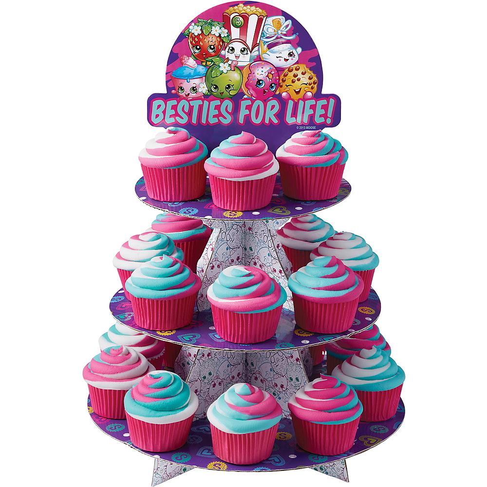 Wilton Shopkins Cupcake Stand Image #1