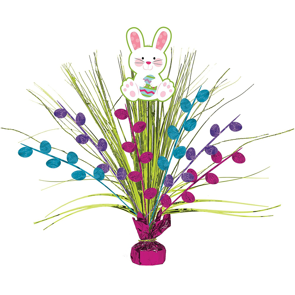Egg-citing Easter Tableware Kit for 8 Guests Image #10