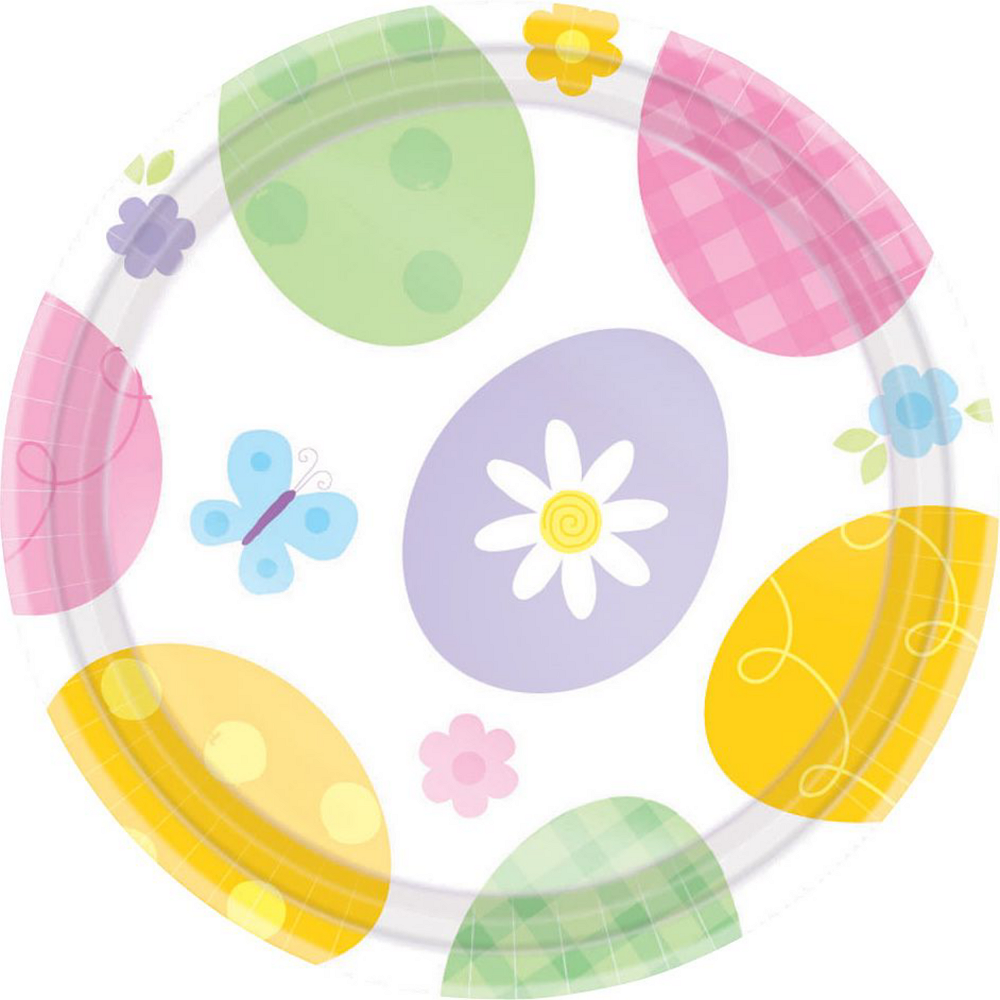 Eggstravaganza Tableware Kit for 16 Guests Image #3
