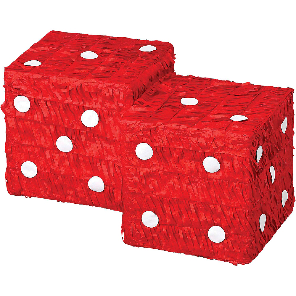 Dice Pinata Kit with Favors Image #5