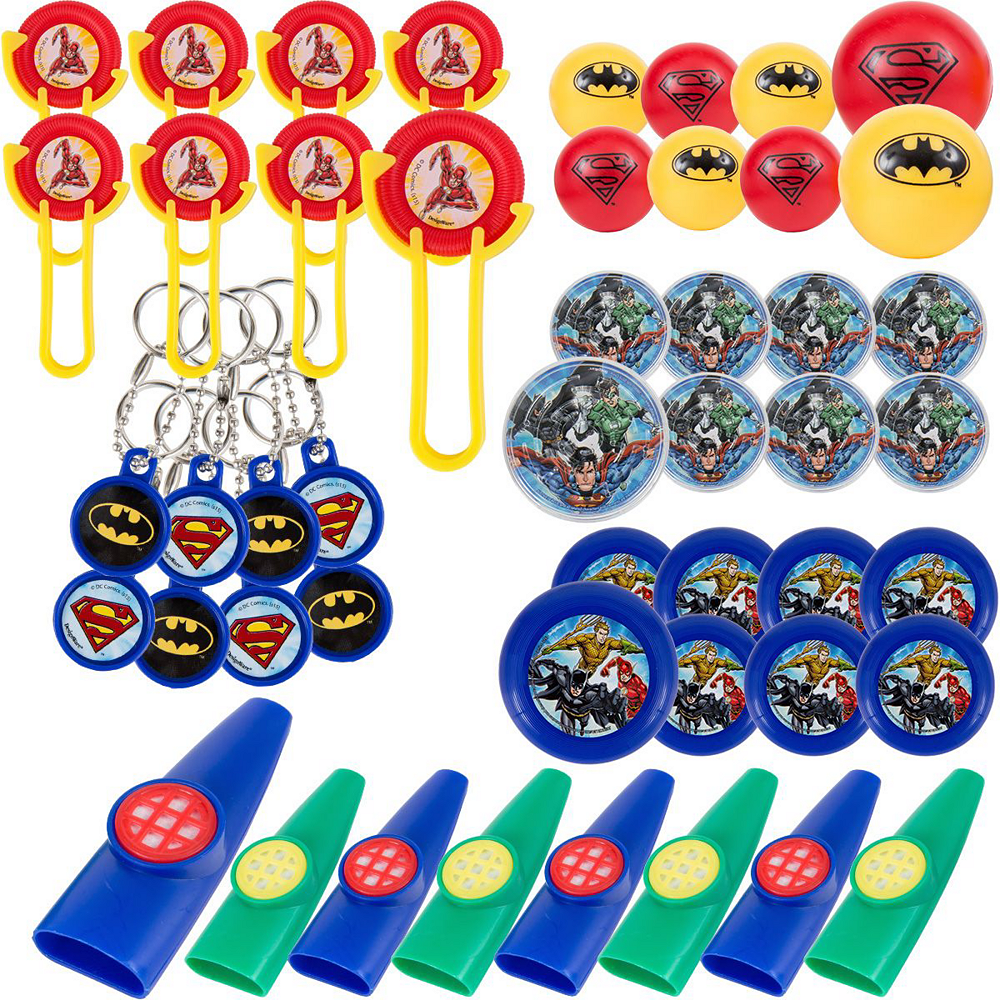 Nav Item for Justice League Pinata Kit with Favors Image #4