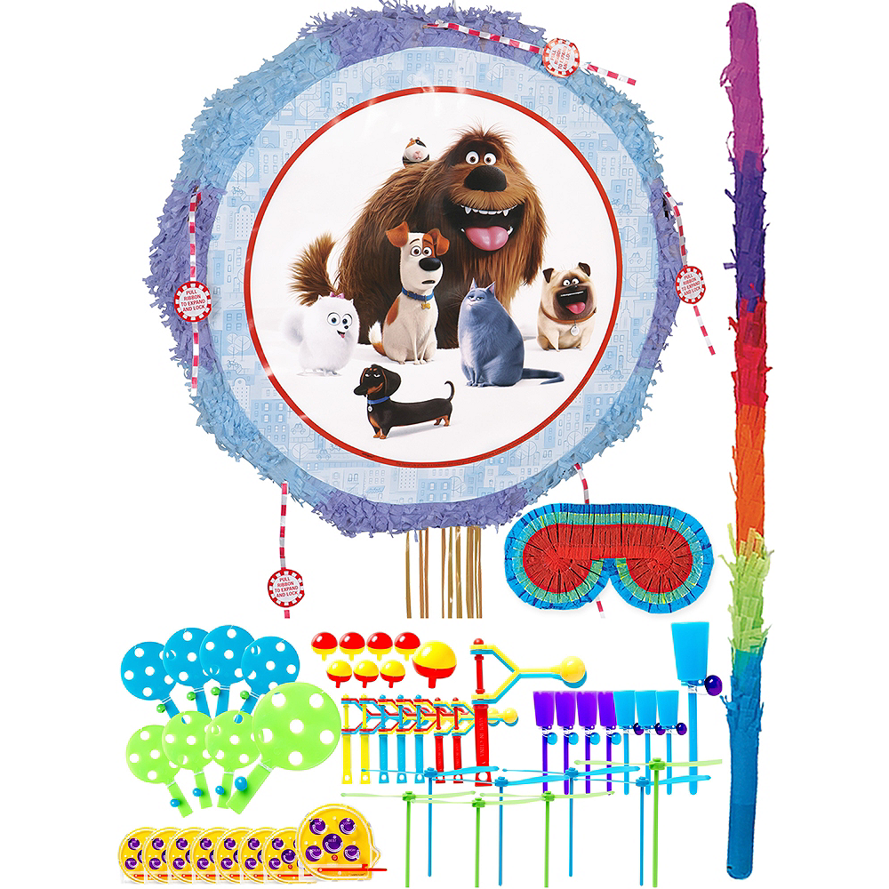 The Secret Life of Pets Pinata Kit with Favors Image #1