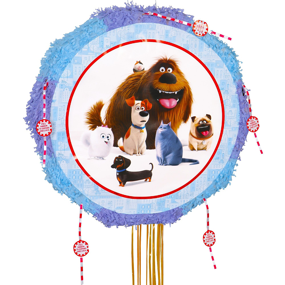The Secret Life of Pets Pinata Kit with Favors Image #5