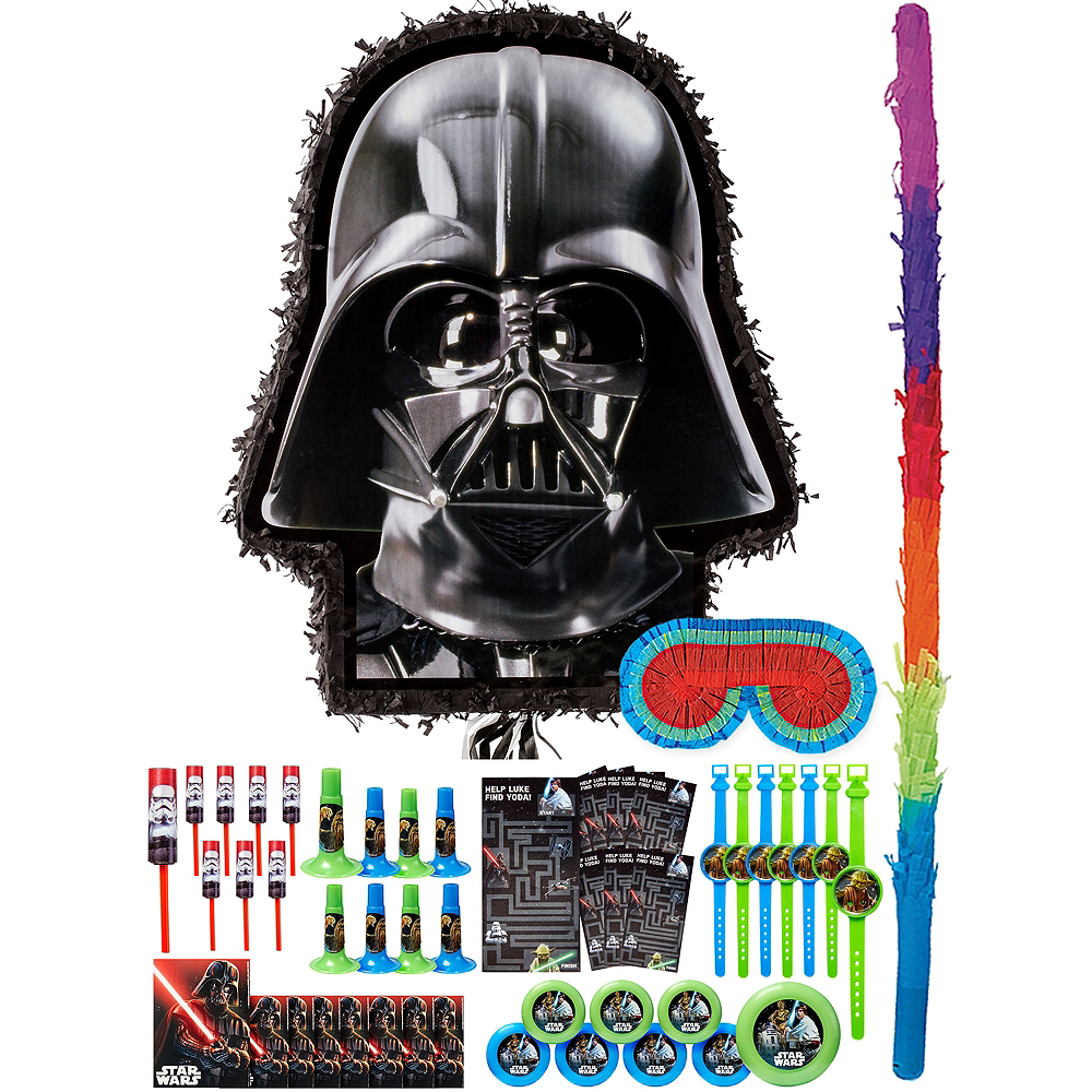Nav Item for Star Wars Pinata Kit with Favors Image #1