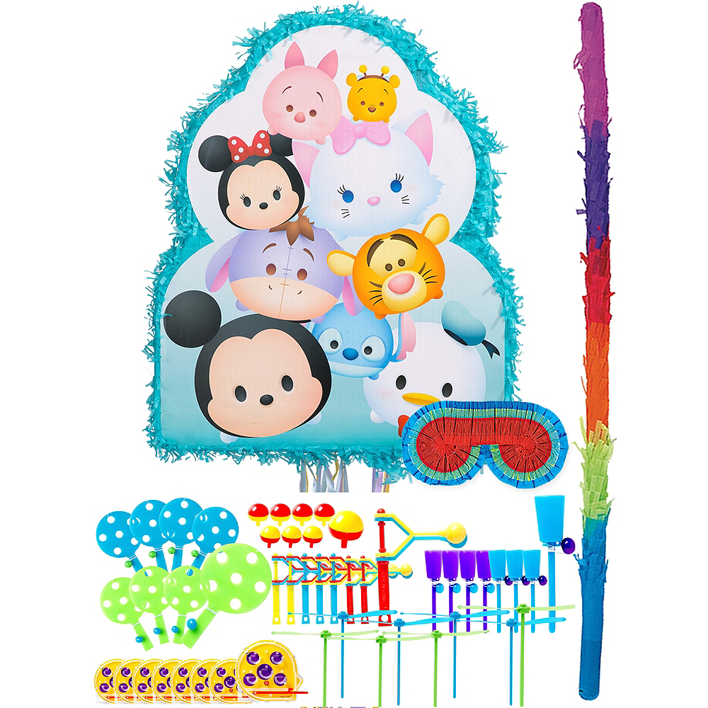 Nav Item for Tsum Tsum Pinata Kit with Favors Image #1