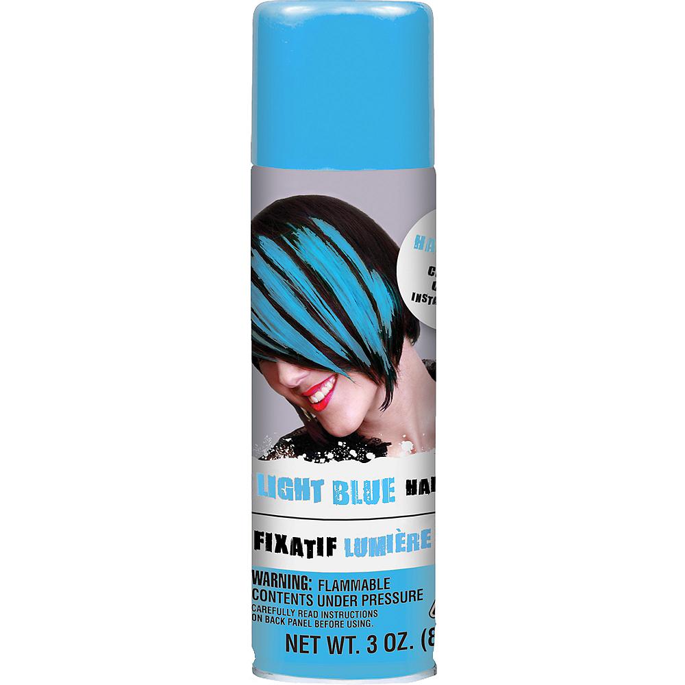 Light Blue Hair Spray Image #1