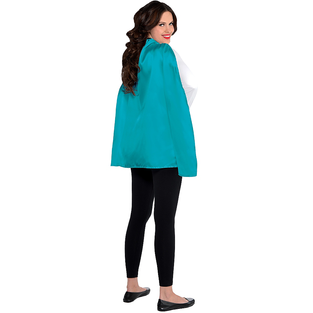 Nav Item for Turquoise Cape Image #1