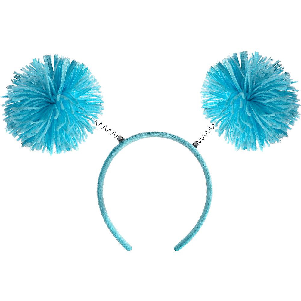 Turquoise Pom-Pom Head Bopper Image #1