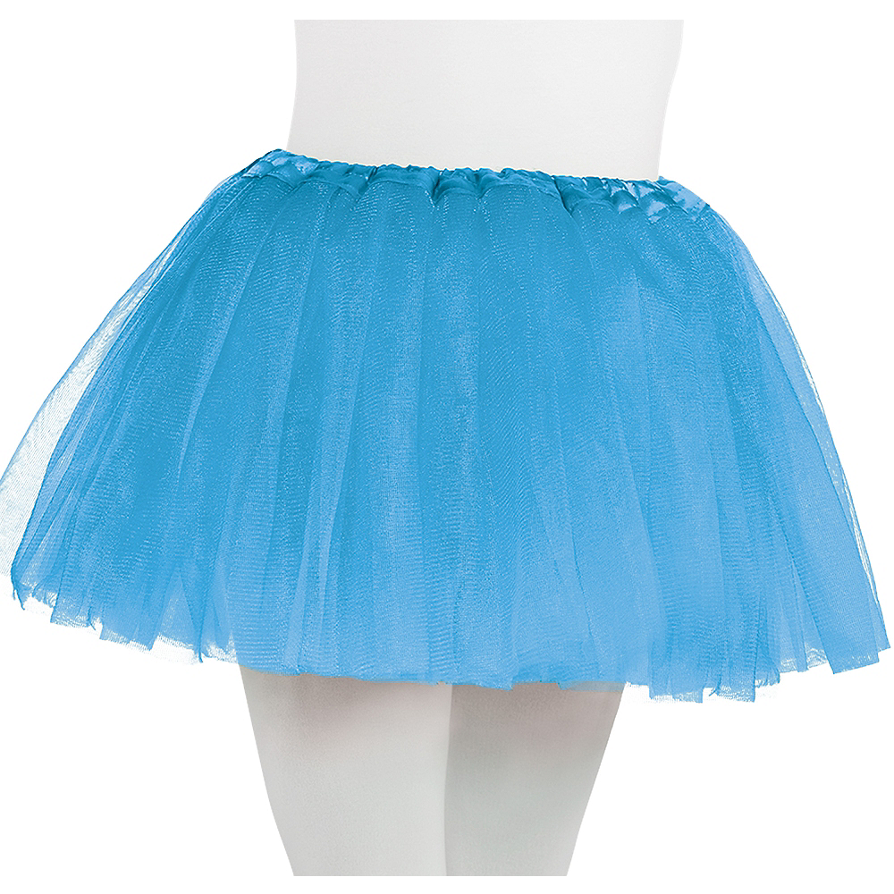 Child Light Blue Tutu Image #1