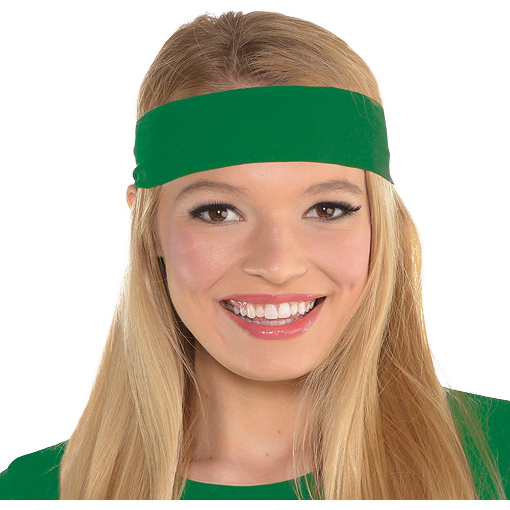 Green Head Tie Image #1