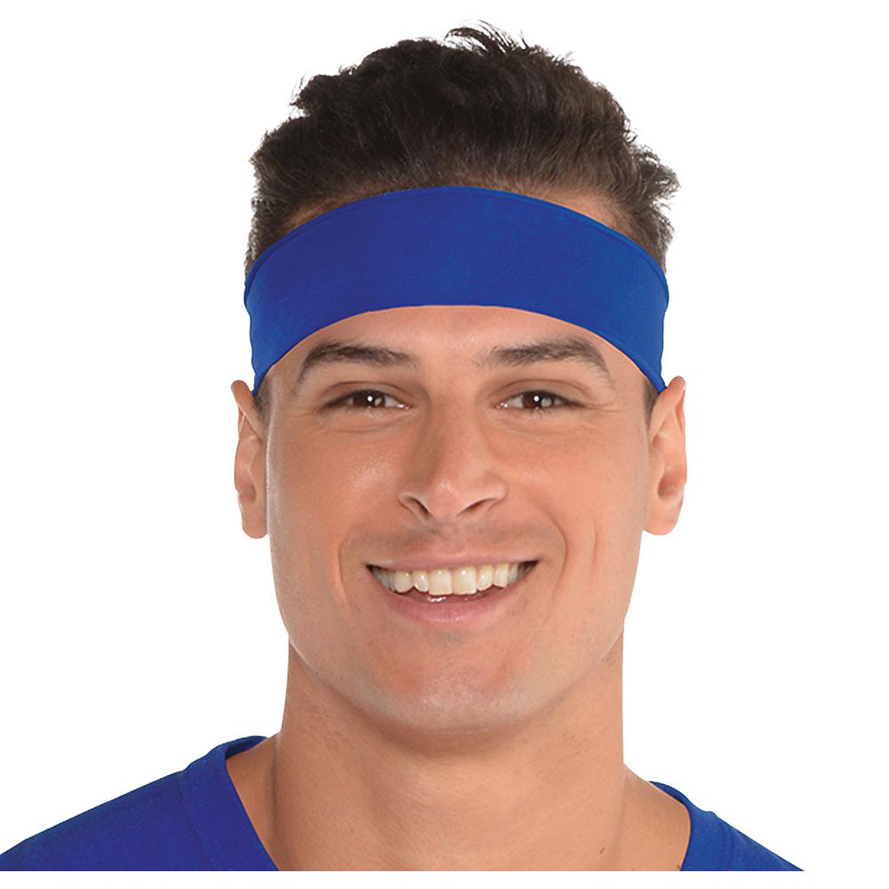 Blue Head Tie Image #1
