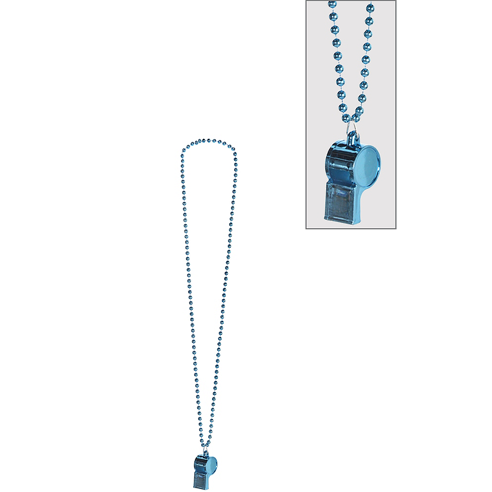 Turquoise Whistle Necklace Image #1