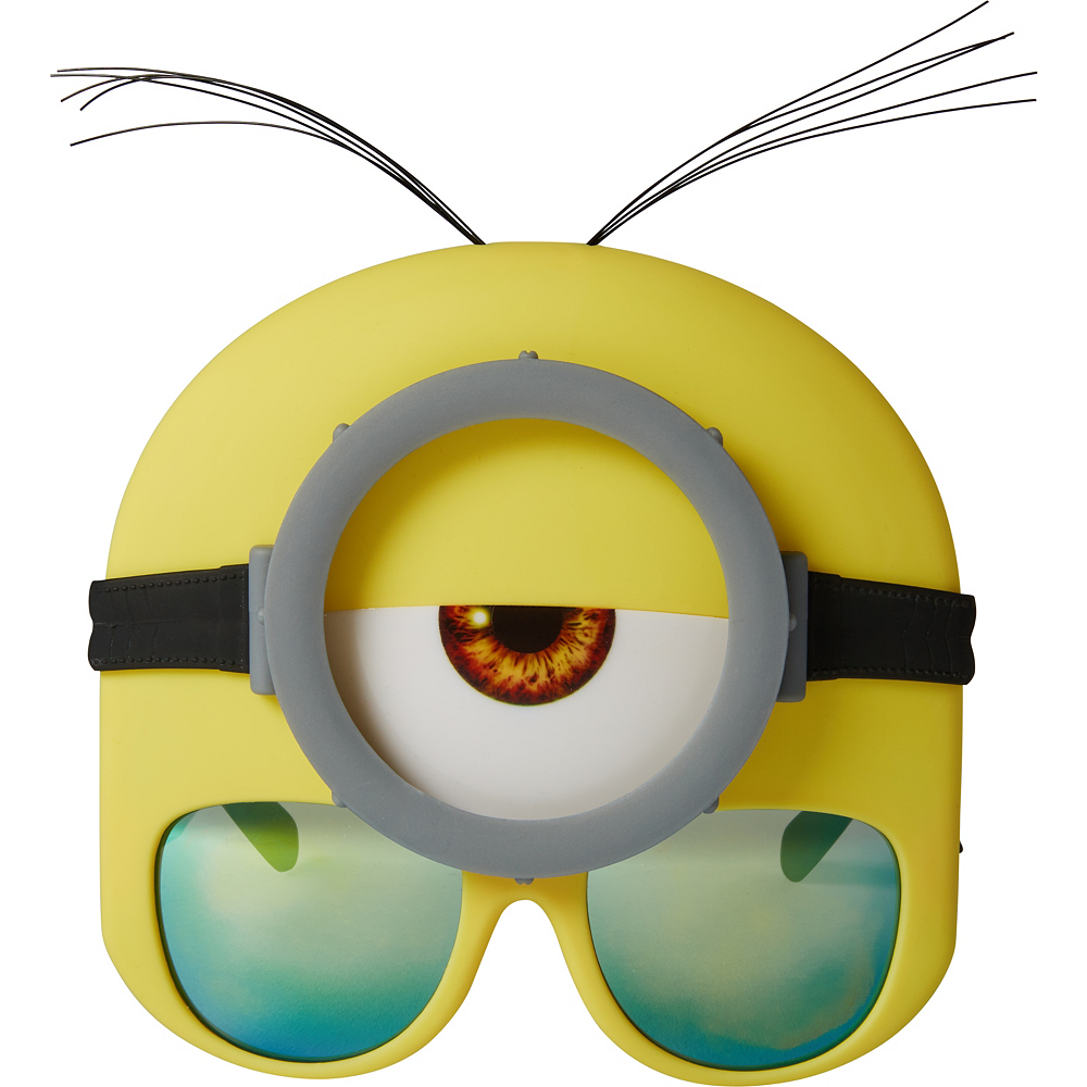 Stuart Minion Glasses - Despicable Me Image #1