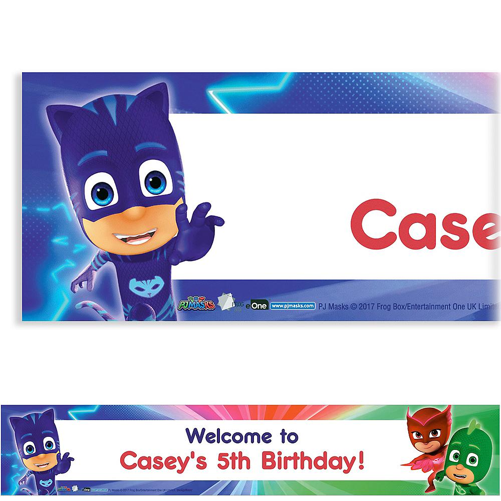 Custom PJ Masks Banner Image #1