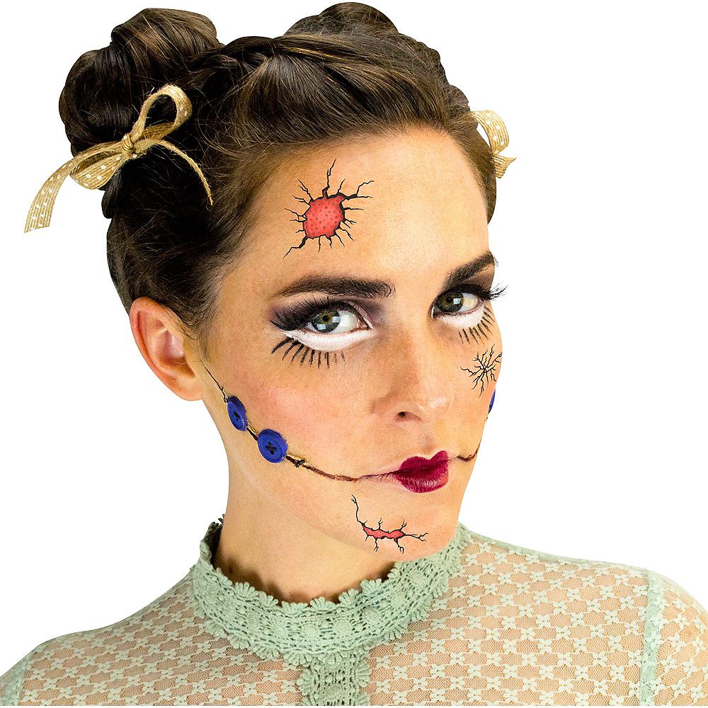 Creepy Doll Makeup Kit Image #2